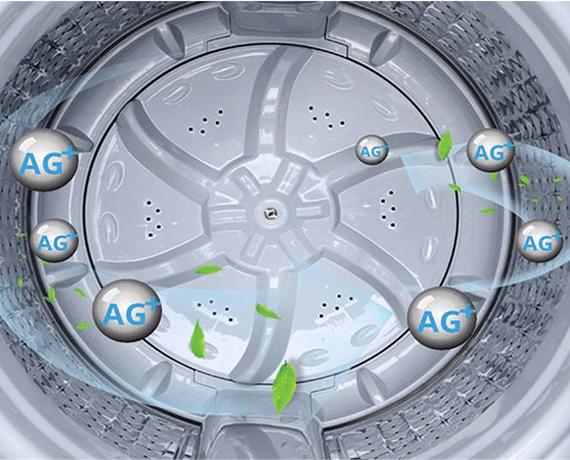 Sóng siêu âm – Công nghệ giặt sạch vượt trội chỉ có ở máy giặt AQUA